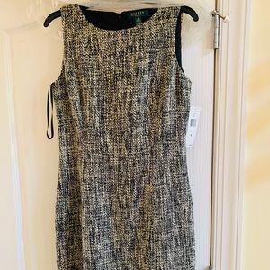 Ralph Lauren Tweed Dress